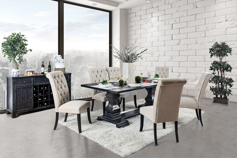 Nerissa Formal Dining Room Set