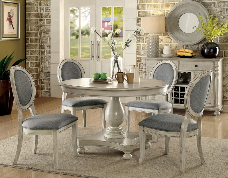 Furniture of america cm3872wh rt kathryn formal dining for Furniture of america dallas texas