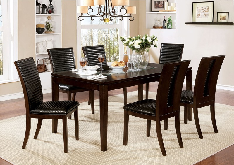 Jenessa Formal Dining Room Set
