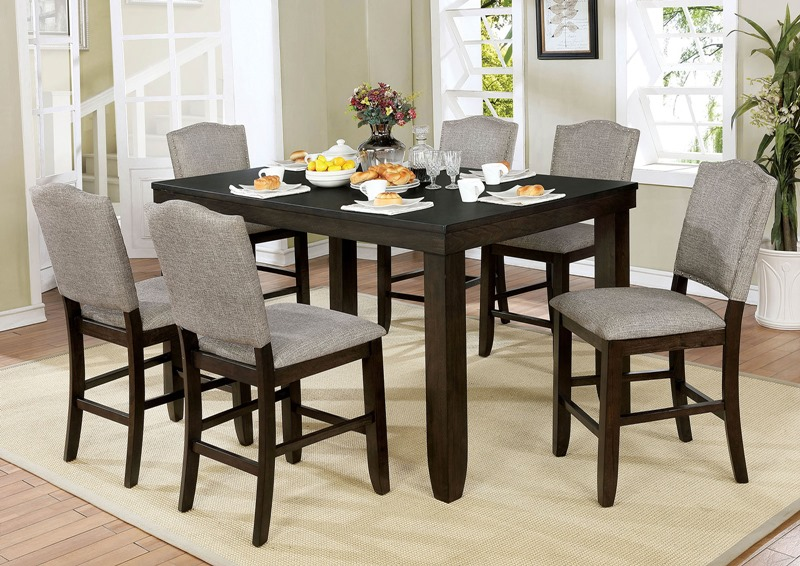 Teagan Counter Height Dining Room Set