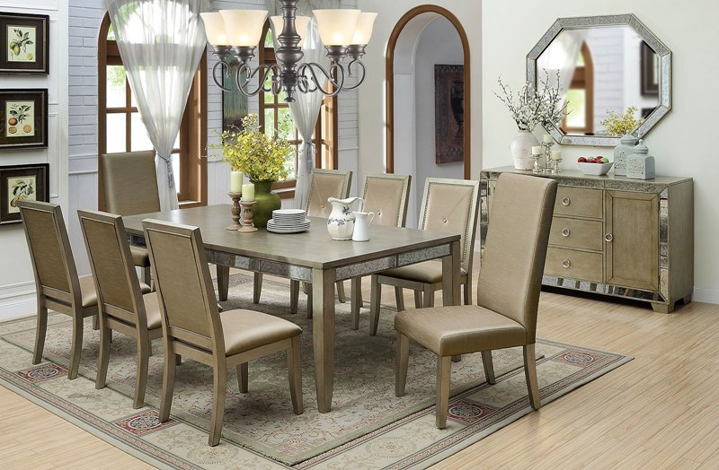 Echo Formal Dining Room Set