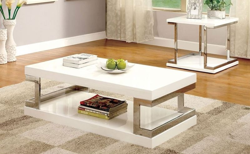 Meda Modern Coffee Table Set *Clearance*