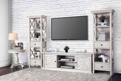 Georgia Rustic Entertainment Center