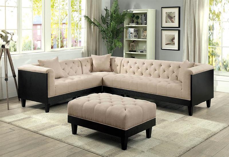 Hillary Sectional Sofa