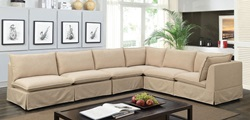 Joelle 6-Seat Sectional Sofa
