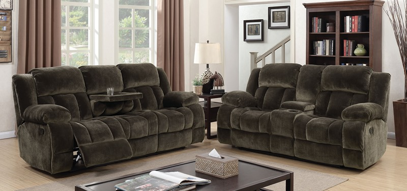 Sadhbh Reclining Living Room Set