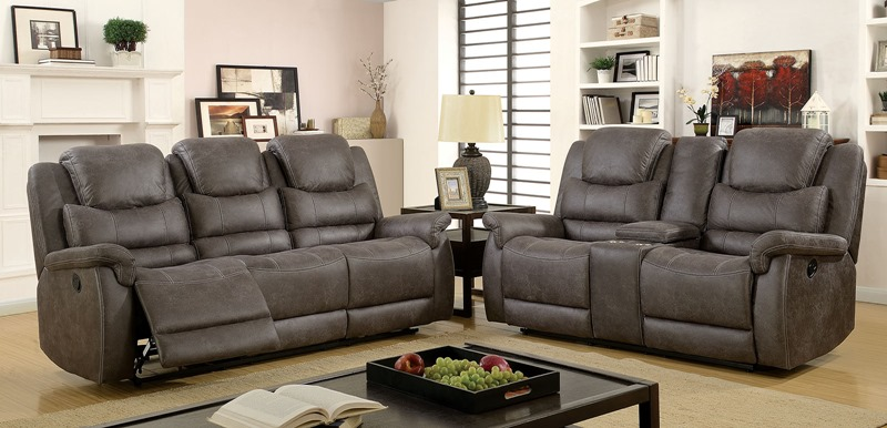 rcwilley power set living willey sets smoke room jamestown gray rc reclining