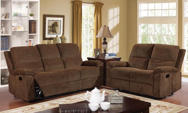 Tempe Reclining Living Room Set