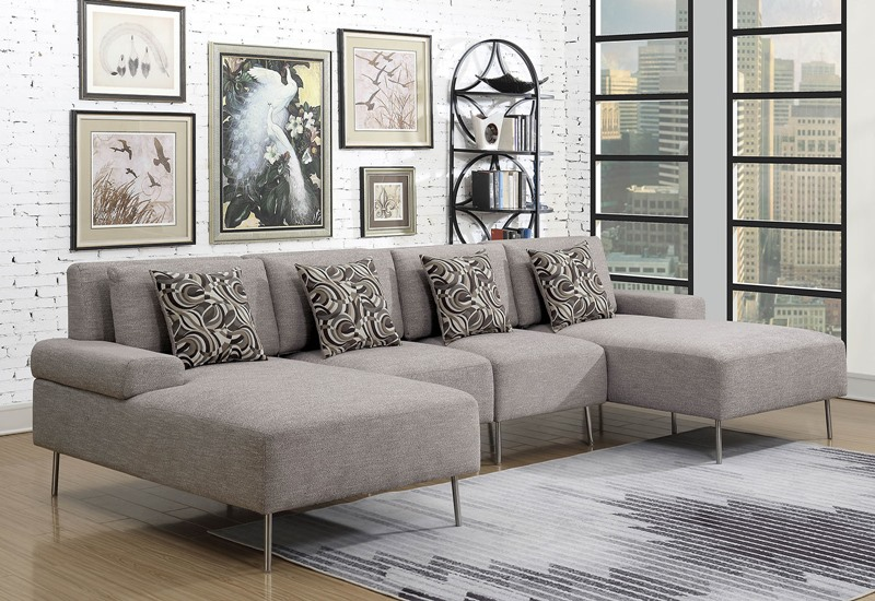 Bryn U-Shaped Sectional Sofa