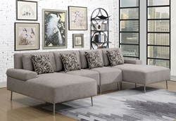 Bryn U-Shaped Sectional Sofa