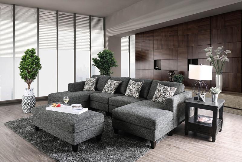 Beau Lowry Sectional Sofa ...