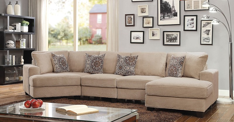 Amelia Sectional Sofa