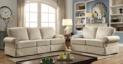 Badalona Living Room Set in Beige