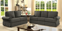Badalona Living Room Set in Gray