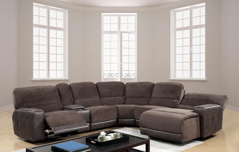 Kiki Reclining Sectional Sofa