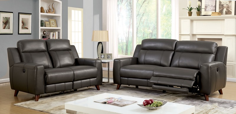 Rosalynn Reclining Living Room Set
