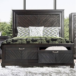 Argyros Bedroom Set with Storage Drawers