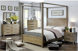 Garland Bedroom Set with Canopy Bed