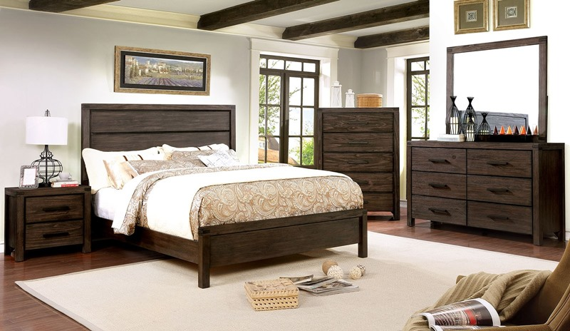 Rexburg Bedroom Set