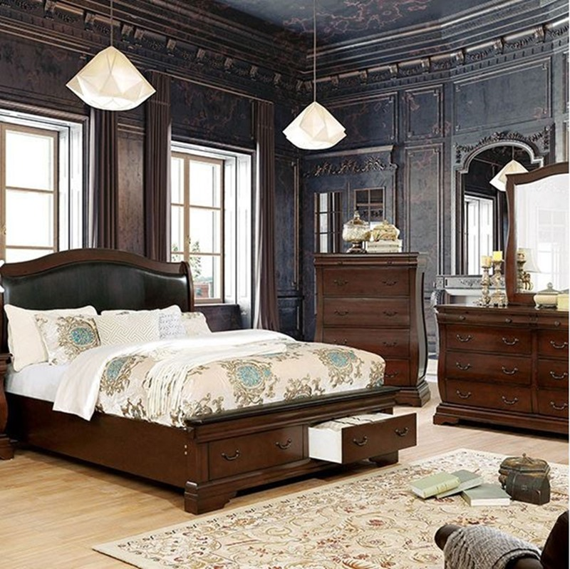 Furniture Of America Cm7504ch Merida Bedroom Set