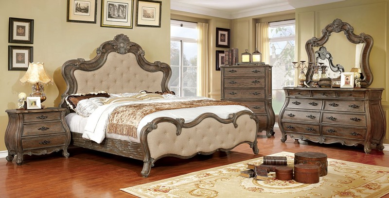 Cursa Bedroom Set