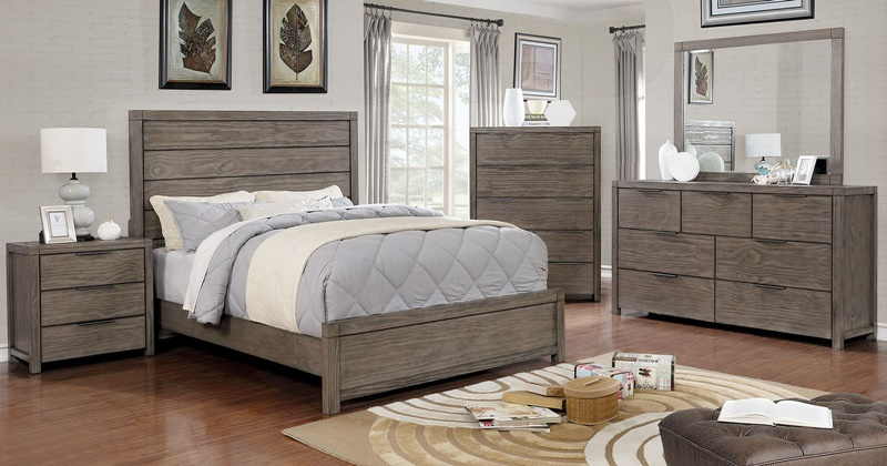 Asterope Bedroom Set