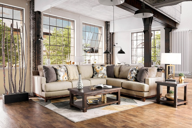 Lazzaro Sectional Sofa