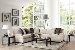 Alisa Sectional Sofa