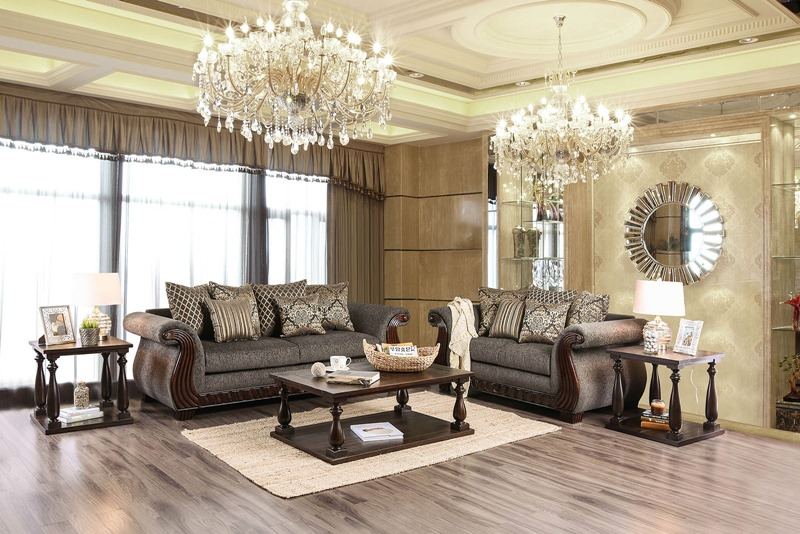 Mikayla Formal Living Room Set