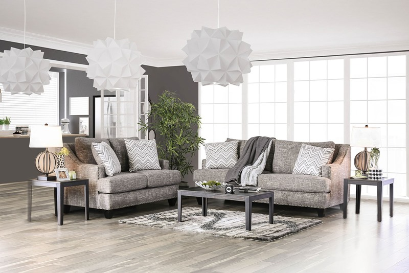 Furniture of america sm6420 erika living room set for Furniture of america dallas texas