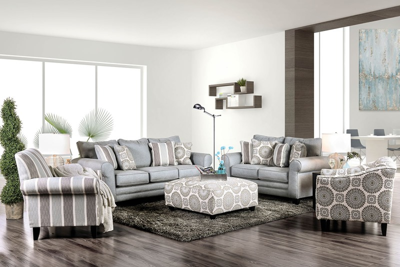 Misty Living Room Set