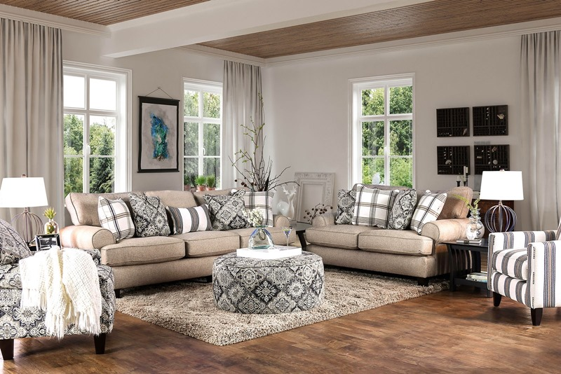Bernadette Living Room Set