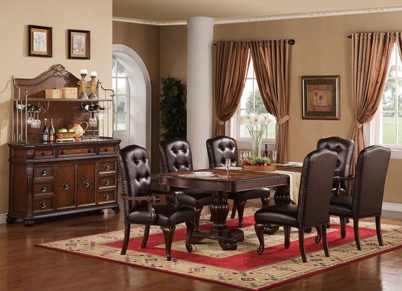 Hemingway Formal Dining Room Set