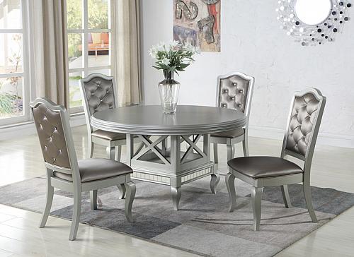 Sterling Round Formal Dining Room Set