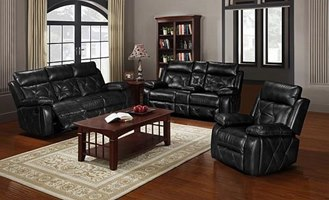 Garrett Reclining Living Room Set
