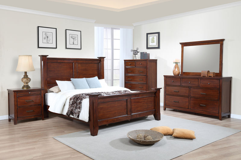 Kingston Bedroom Set