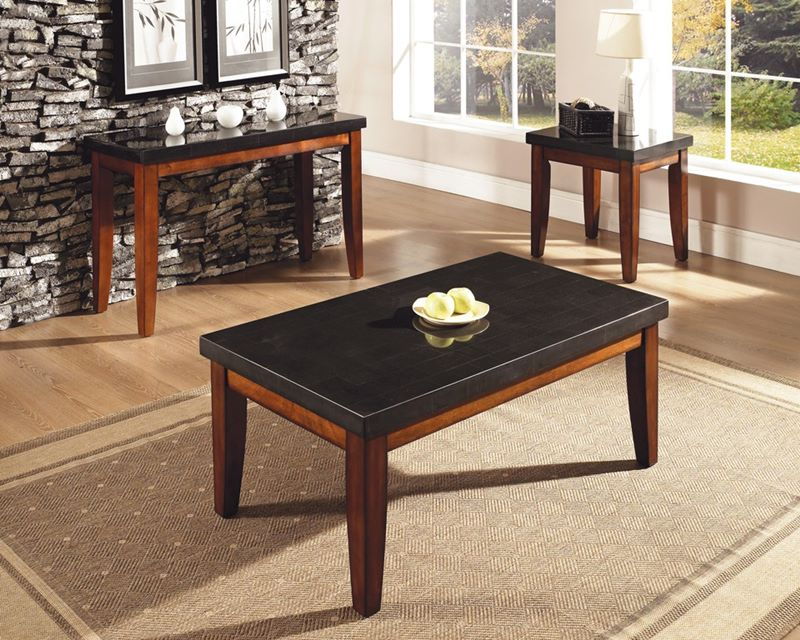 Granite Bello Coffee Table Set