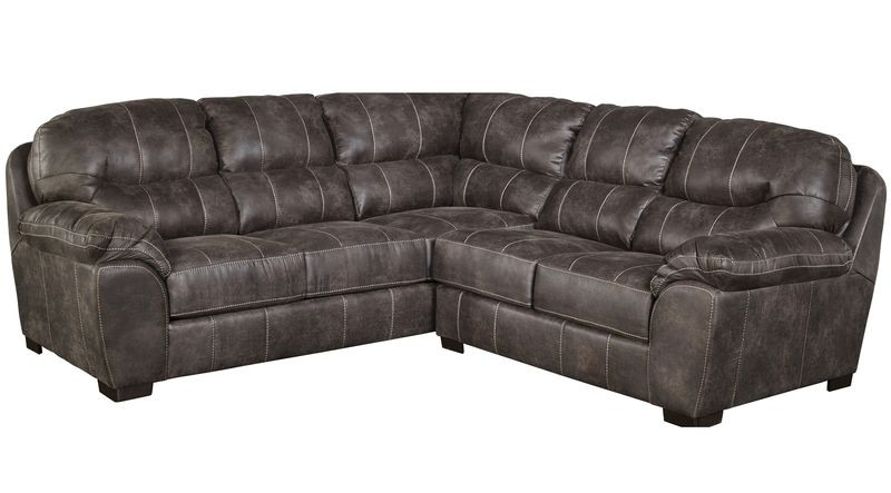 Grant Steel Sectional Sofa Set