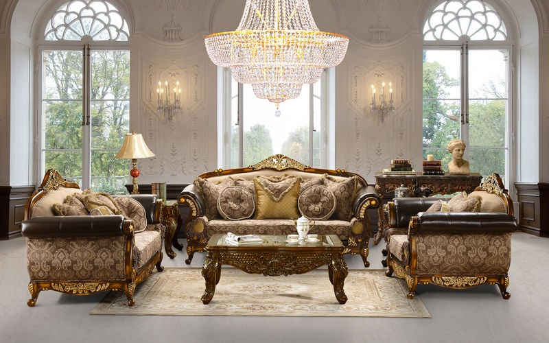 Angora Hills Formal Living Room Set