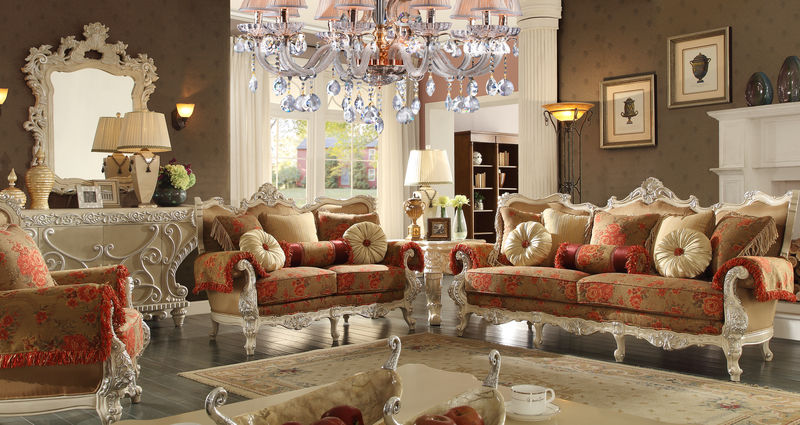 Carbuncle Formal Living Room Set