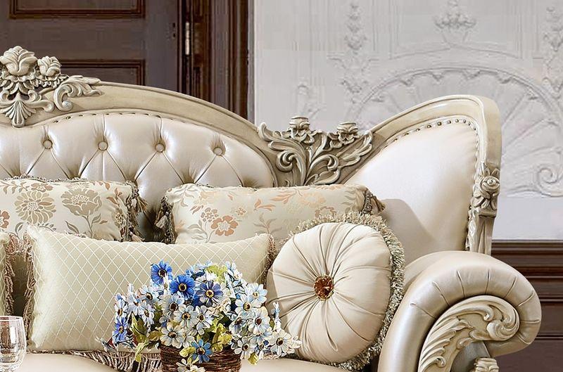 Douglas Formal Living Room Set
