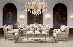 Douglas Formal Living Room Set