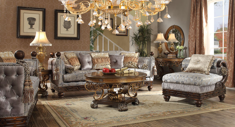 Flammel Formal Living Room Set