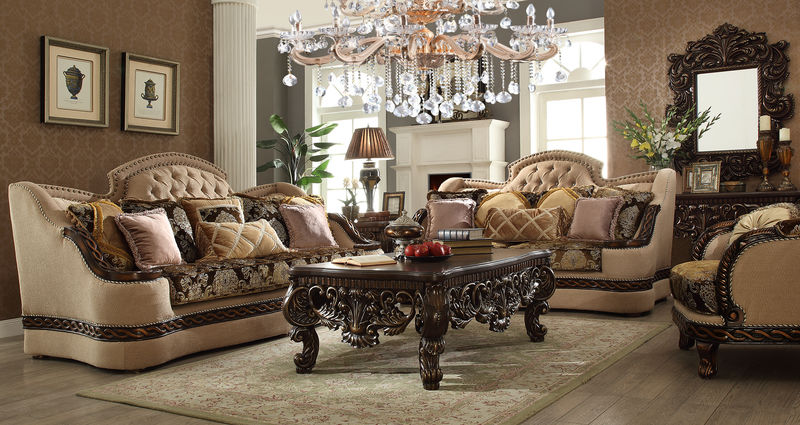 Hobbes Formal Living Room Set