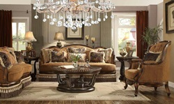 Holloway Formal Living Room Set