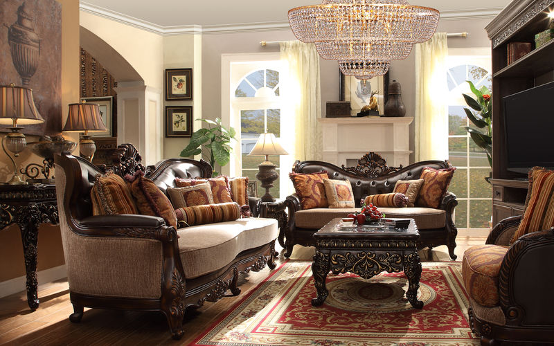 Hubbard Formal Living Room Set