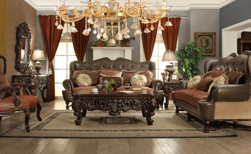 London Formal Living Room Set