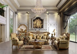 Allencrest Formal Living Room Set