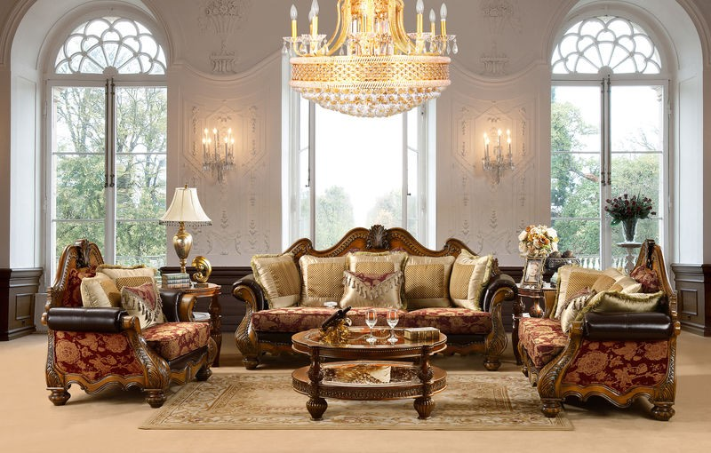 Rosemead Formal Living Room Set