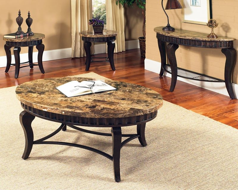 Dallas Designer Furniture Hamlyn Coffee Table Set